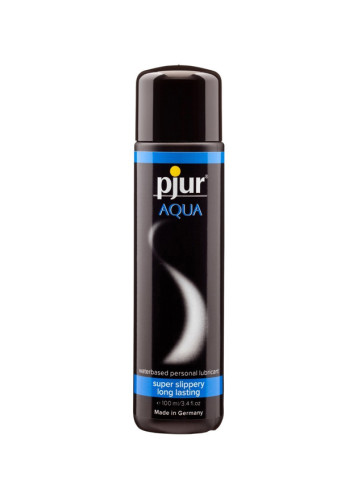 pjur AQUA Water-Based Lubricant (100 mL)