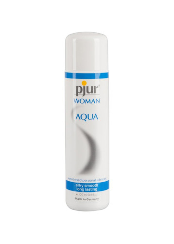 pjur WOMAN AQUA Water-Based Lubricant (100 mL)