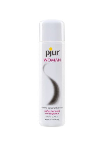 pjur WOMAN Silicone-Based Lubricant (100 mL)