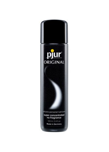 pjur Original Silicone-Based Lubricant (100 mL)