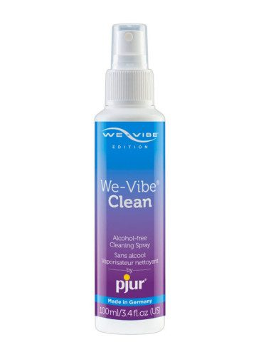 We-Vibe Clean Alcohol- and Perfume-Free Cleaning Spray (100 mL)