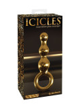 Icicles Gold Editon G10 Hand Blown Glass Massager