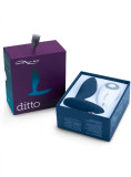 We-Vibe Ditto Blue Remote-Controlled Vibrating Butt Plug