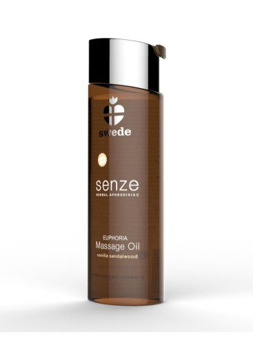 Swede Senze Masssage Oil Vanilla Sandalwood 75ml