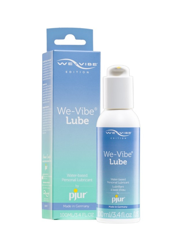 We-Vibe Lube Personal Water-Based Lubricant